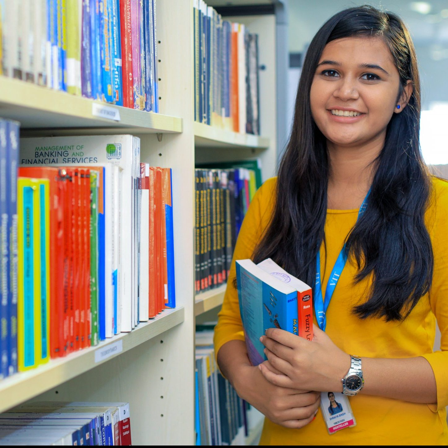Library VIT Bhopal  - Best University in Central India -  8-scaled-e1581404877115