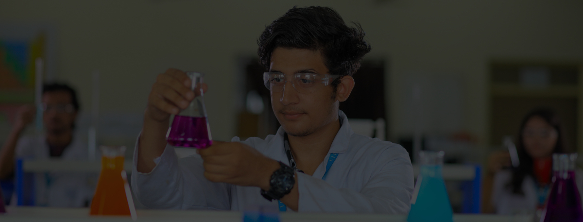 VIT Bhopal  - Best University in Central India -  Chemistry-Lab-21