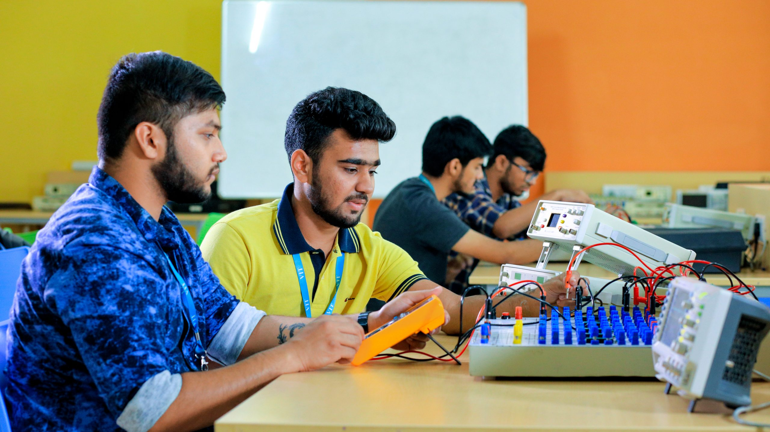 VIT Bhopal  - Best University in Central India -  Electronics-Studio-scaled