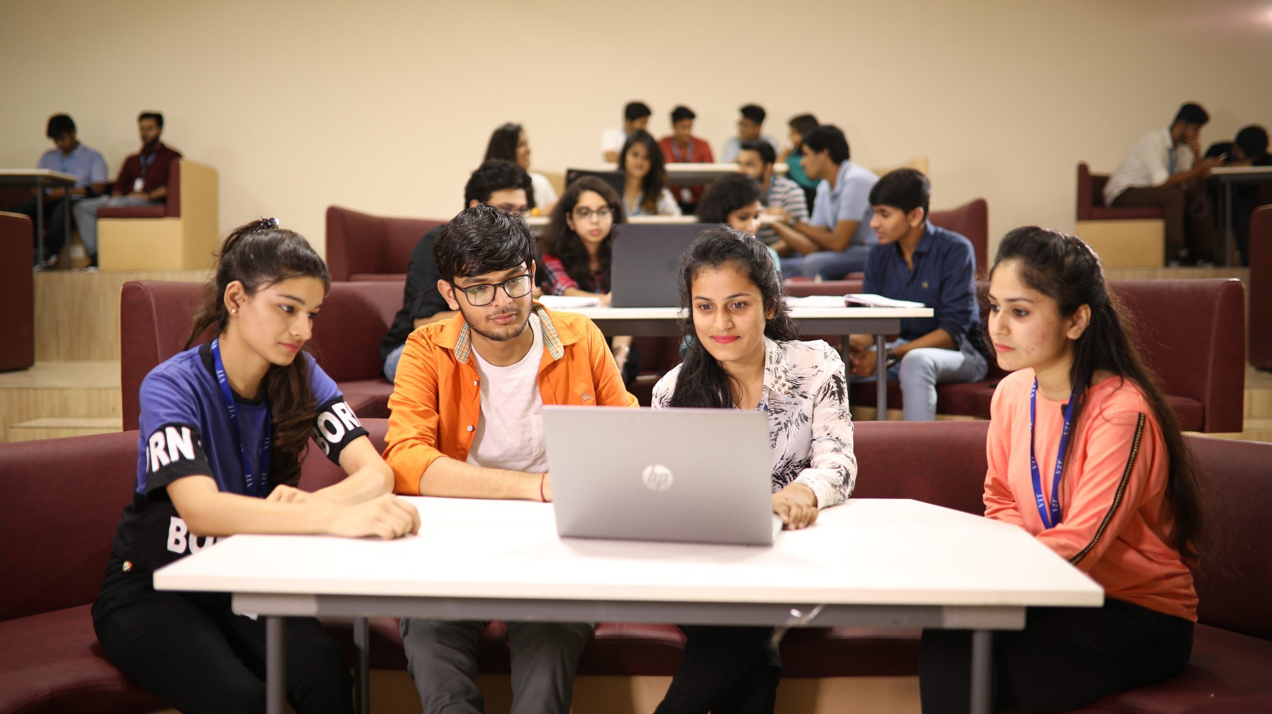 Classroom VIT Bhopal  - Best University in Central India -  class-room-1-scaled