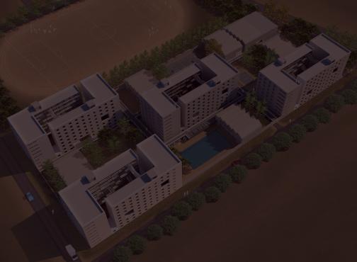VIT Bhopal  - Best University in Central India -  hostel-bck