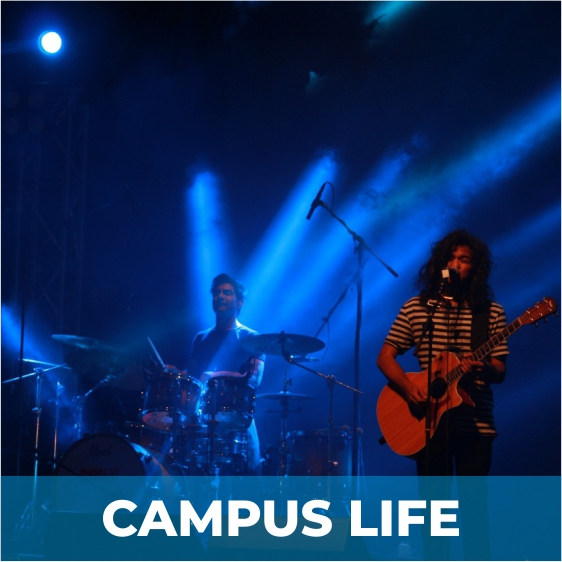 VIT Bhopal  - Best University in Central India -  Campus-Life-Icon-2