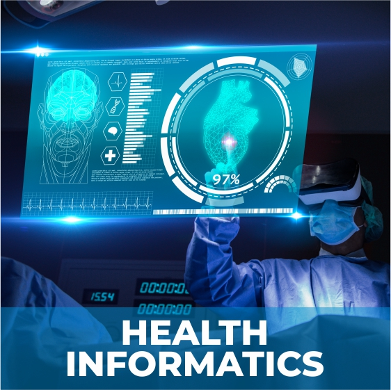 VIT Bhopal  - Best University in Central India -  Health-Informatics-Icon-2