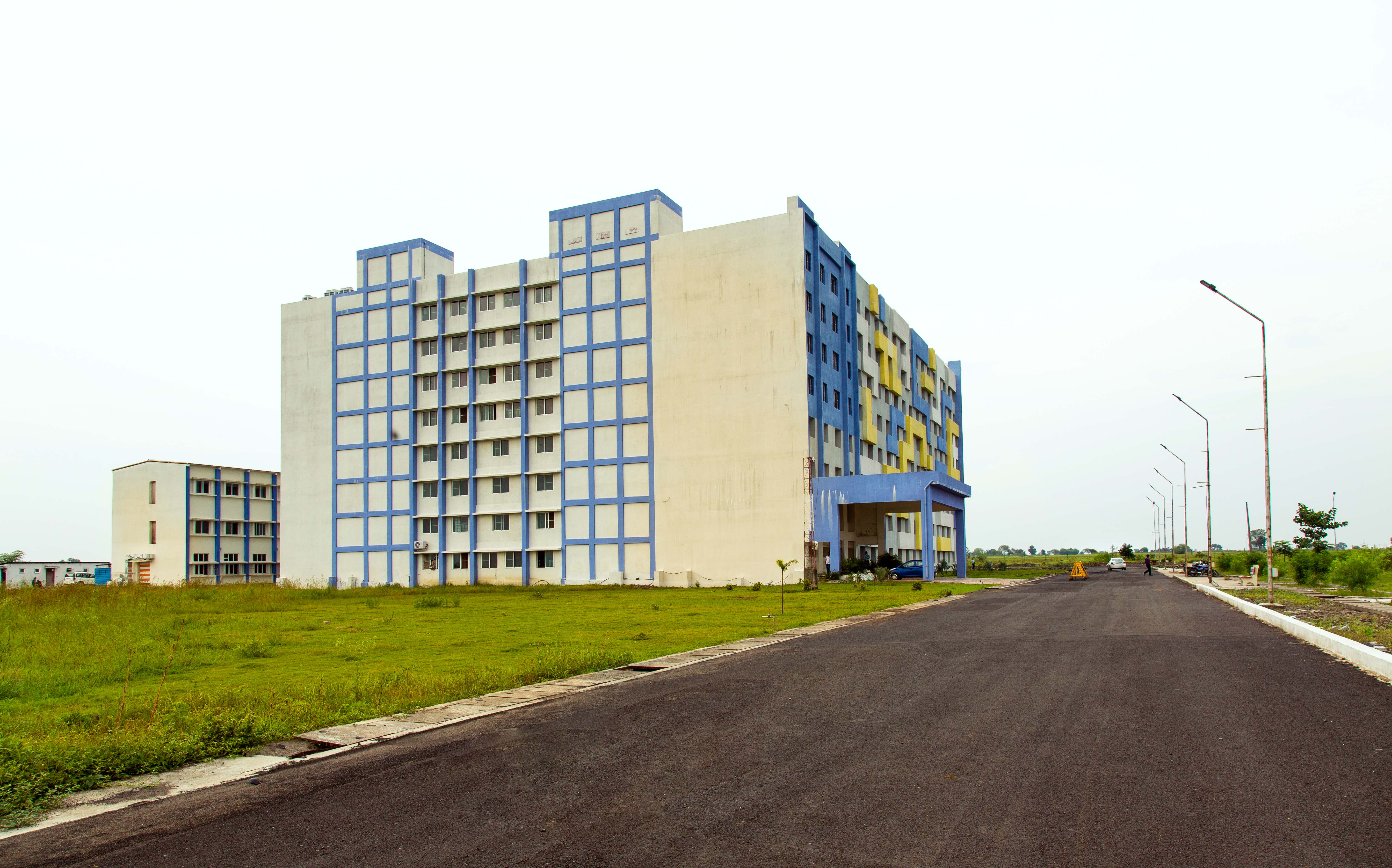 VIT Bhopal  - Best University in Central India -  Boys-hostel-1
