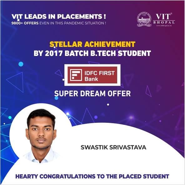 VIT Bhopal  - Best University in Central India -  11c