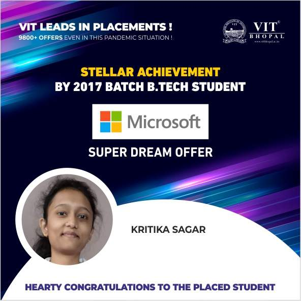 VIT Bhopal  - Best University in Central India -  SD1