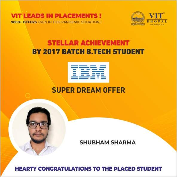 VIT Bhopal  - Best University in Central India -  Sd3