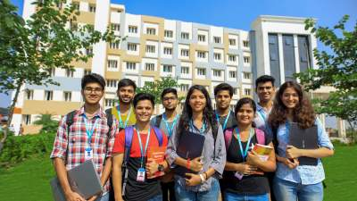 VIT Bhopal  - Best University in Central India -  ffcs