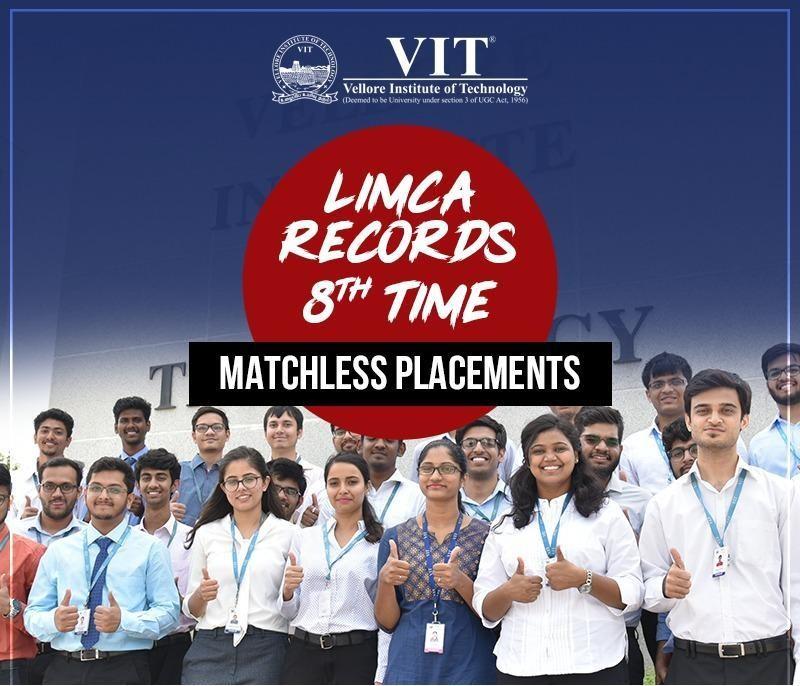 VIT Bhopal  - Best University in Central India -  pat2019