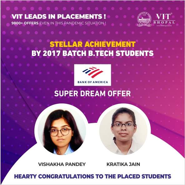VIT Bhopal  - Best University in Central India -  sd11