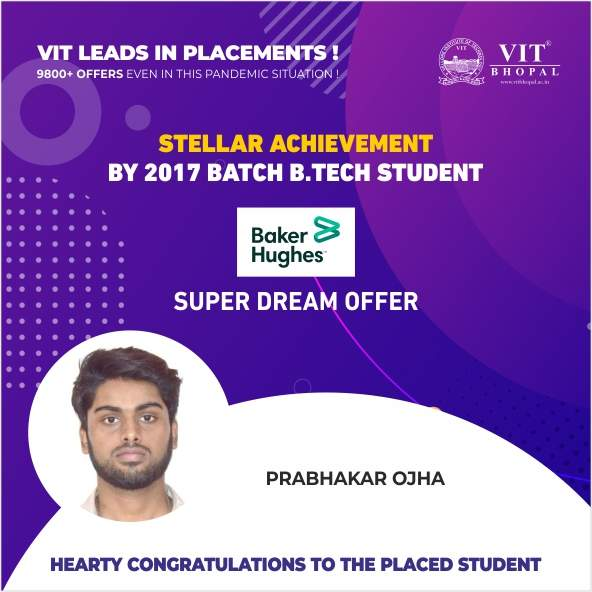 VIT Bhopal  - Best University in Central India -  sd14