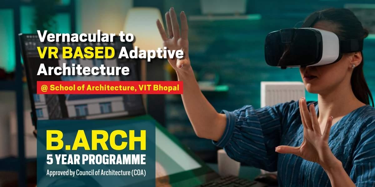 VIT Bhopal  - Best University in Central India -  B