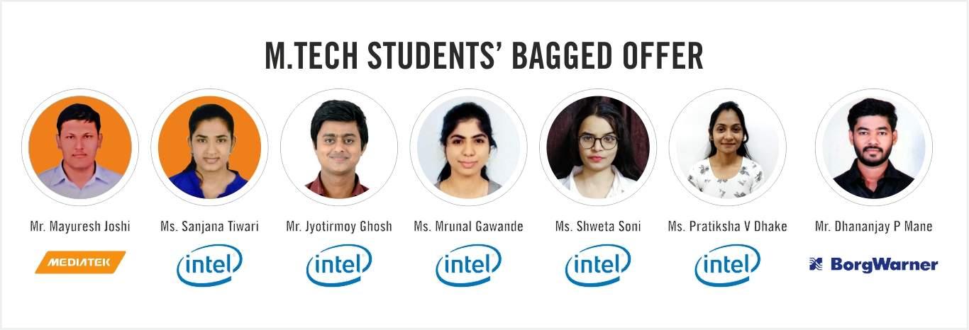 VIT Bhopal  - Best University in Central India -  MTech-Placement